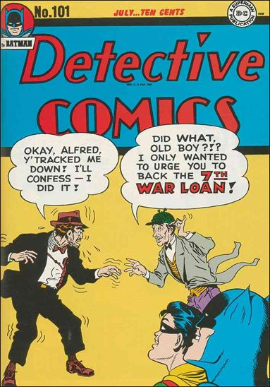 Detective Comics (1937) 101-A by DC