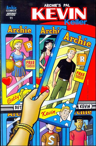 Kevin Keller 11-B by Archie