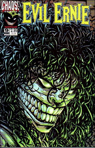 Evil Ernie: Destroyer 9-A by Chaos! Comics