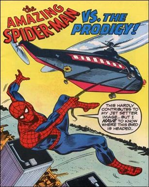 Amazing Spider-Man vs The Prodigy 1-A