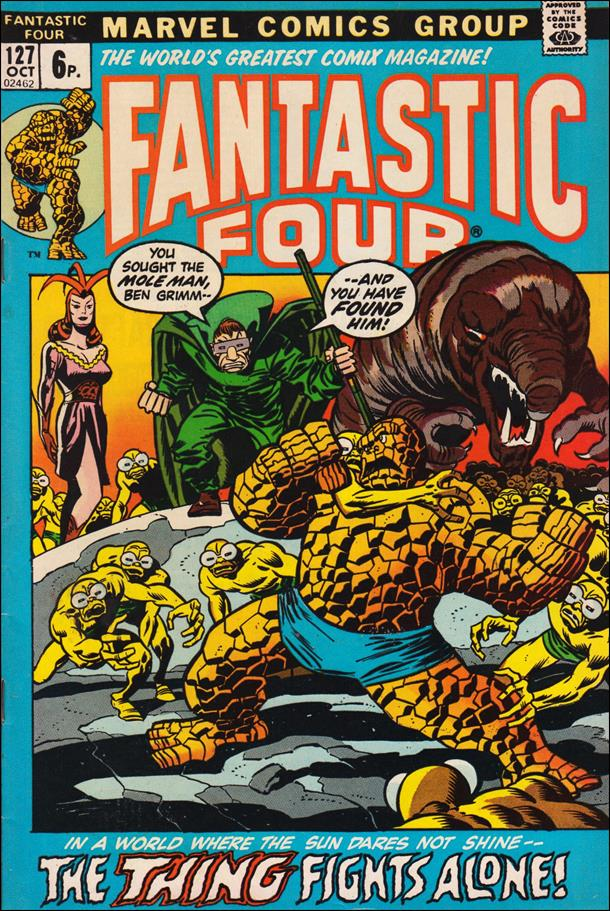 Fantastic Four (1961) 127-B by Marvel