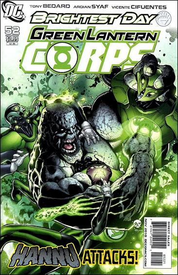 Green Lantern Corps (2006) 52-B by DC