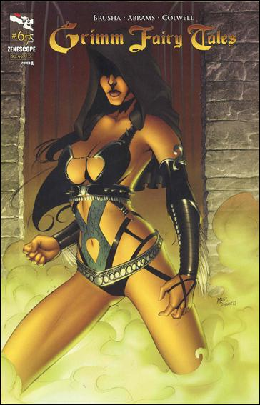 Grimm Fairy Tales 67-A by Zenescope Entertainment