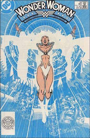 Wonder Woman (1987) 15-A