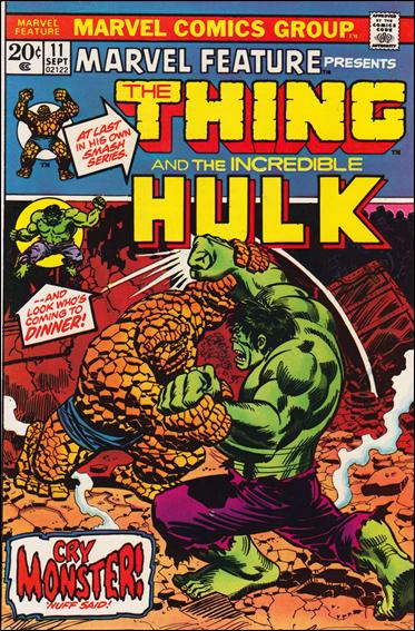 Marvel Feature (1971) 11-A by Marvel