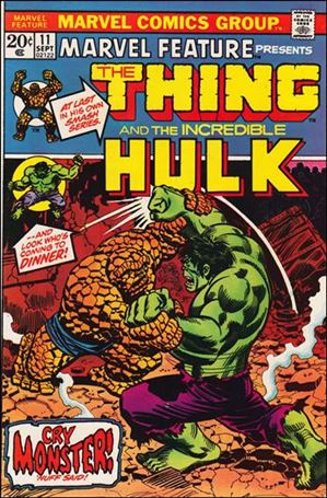 Marvel Feature (1971) 11-A