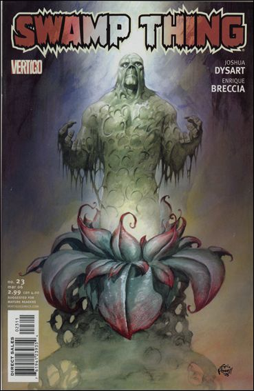 Swamp Thing (2004) 23-A by Vertigo