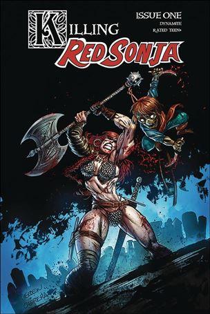 Killing Red Sonja 1-B