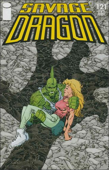 Savage Dragon (1993) 121-A by Image