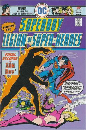 Superboy (1949) 215-A