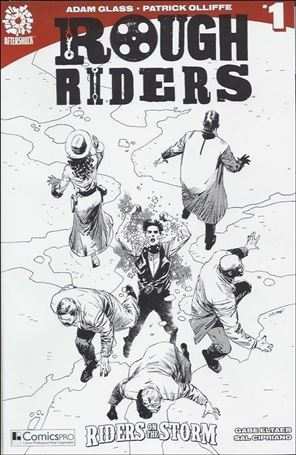 Rough Riders: Riders on the Storm 1-C