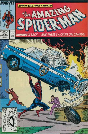 Amazing Spider-Man (1963) 306-A by Marvel