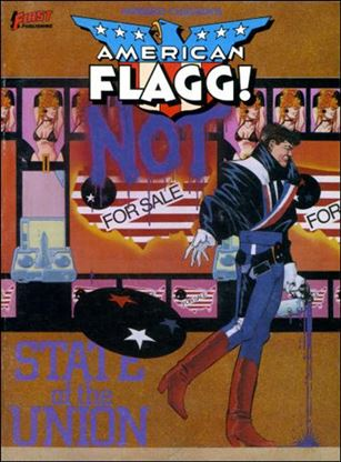 American Flagg!: State of the Union nn-A