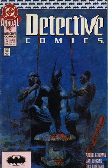 Detective Comics Annual (1988) 3-A by DC