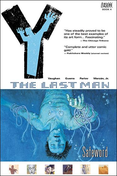 Y: The Last Man 4-A by Vertigo