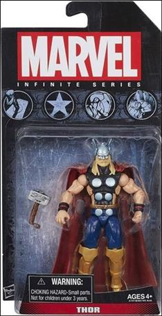 Marvel Infinite Series Thor