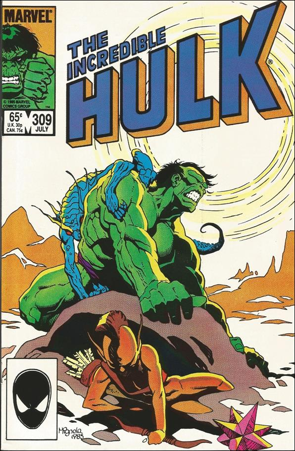 Incredible Hulk (1968) 309-A by Marvel