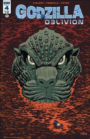 Godzilla: Oblivion 4-A