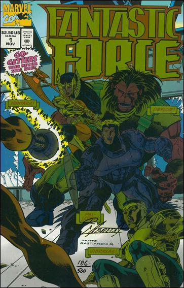 Fantastic Force (1994) 1-B by Marvel