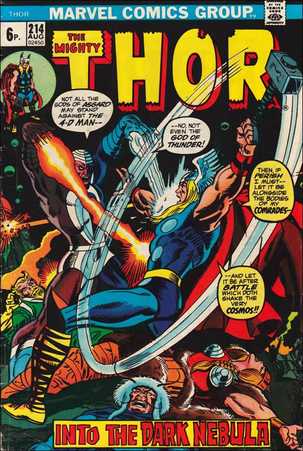 Thor (1966) 214-B by Marvel