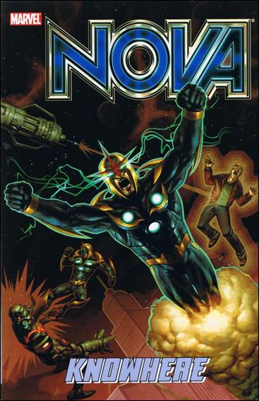 Nova (2007) 2-A by Marvel