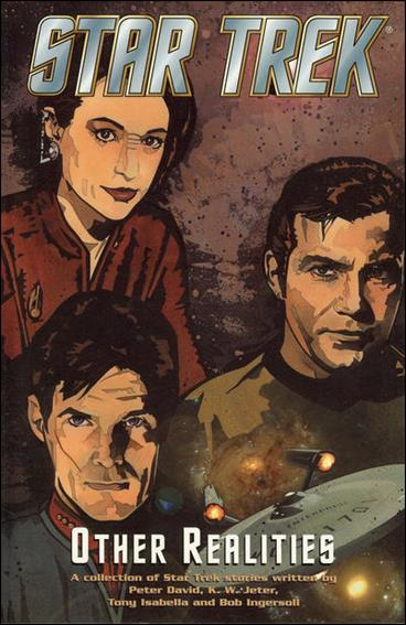Star Trek: Other Realities nn-A by WildStorm