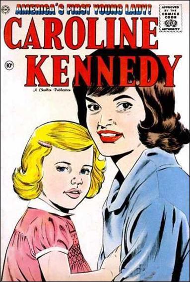 Caroline Kennedy 1-A by Charlton