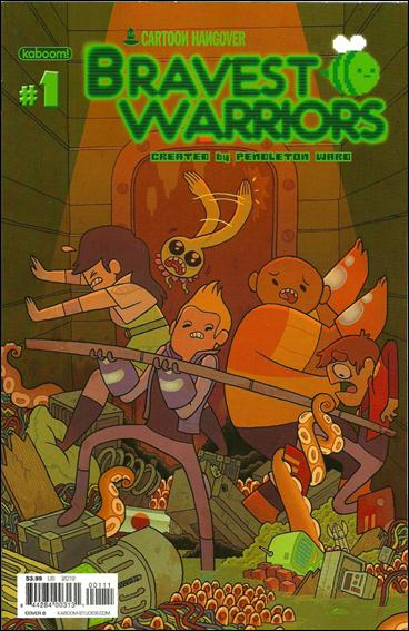 Bravest Warriors 1-B by Kaboom!