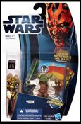 "Star Wars: The Clone Wars Collection 3 3/4"" Figures (2012) Yoda"
