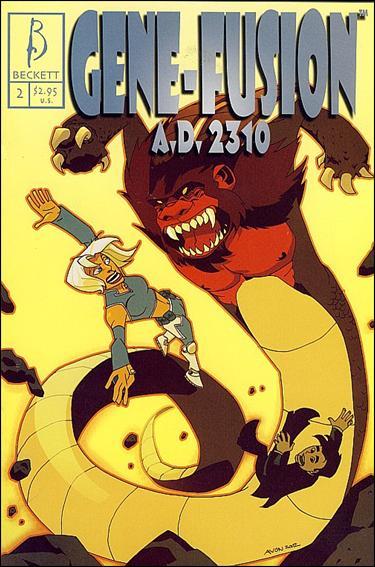 Gene-Fusion A.D. 2310 2-A by Beckett Comics