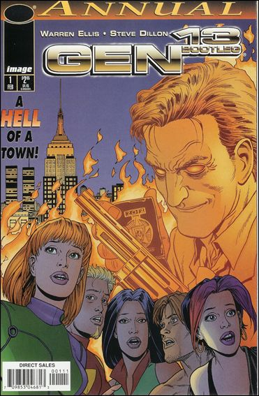 Gen13 Bootleg Annual 1-A by WildStorm