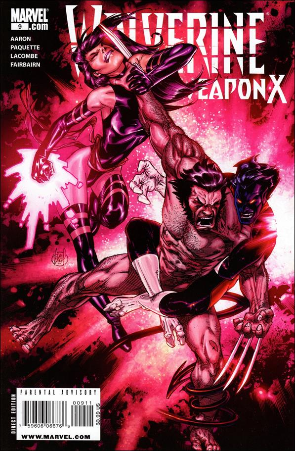 Wolverine: Weapon X 9-A by Marvel