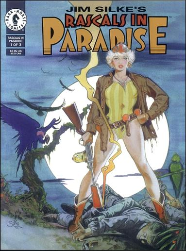 Rascals in Paradise 1-A by Dark Horse