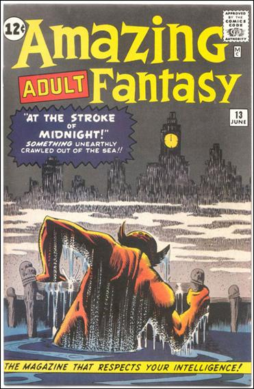 Amazing Adult Fantasy 13-B by Marvel