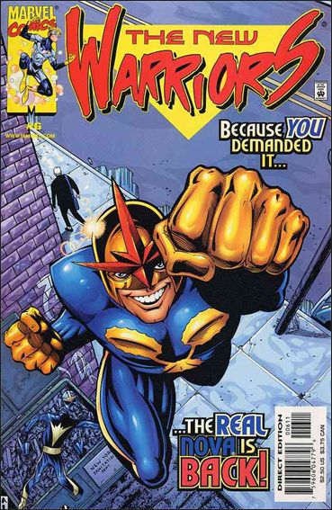 New Warriors (1999) 6-A by Marvel