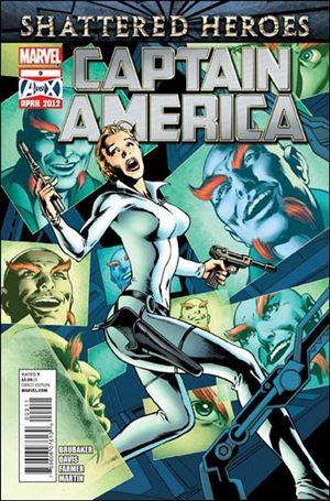 Captain America (2011) 9-A