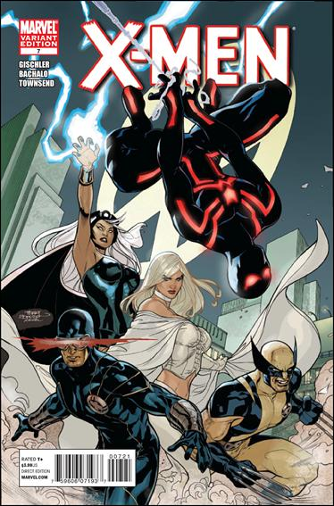 X-Men (2010) 7-C by Marvel