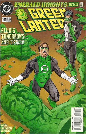 Green Lantern (1990) 101-A by DC
