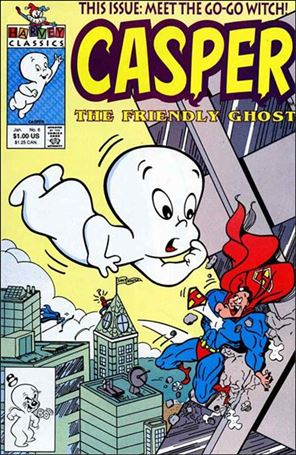 Casper the Friendly Ghost (1991) 6-A