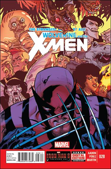 Wolverine & the X-Men (2011) 28-A by Marvel