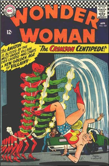 Wonder Woman (1942) 169-A by DC