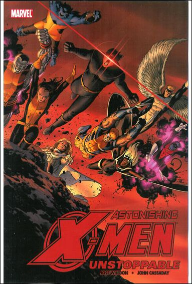 Astonishing X-Men (2004) 4-A by Marvel