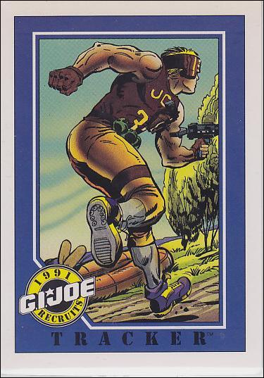 G.I. Joe (Base Set) 136-A by Impel