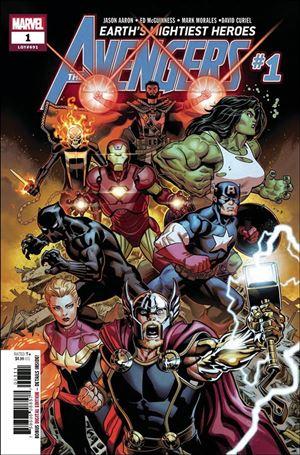 Avengers (2018/07) 1-A