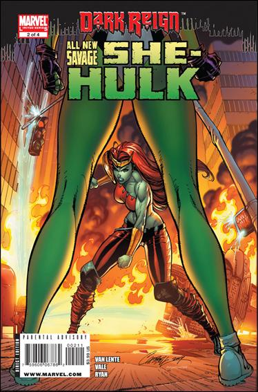 All-New Savage She-Hulk  2-A by Marvel