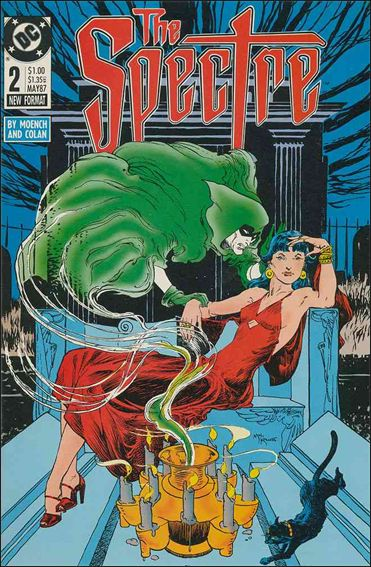 Spectre (1987) 2-A by DC
