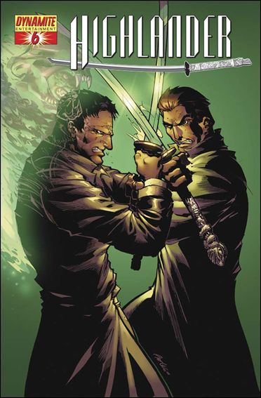Highlander 6-C by Dynamite Entertainment