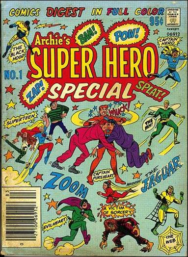 Archie's Super-Hero Special 1-A by Archie
