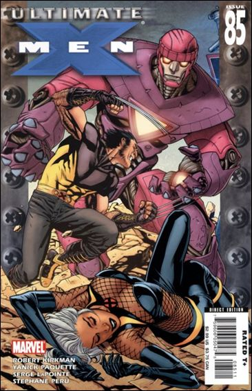 Ultimate X-Men (2000) 85-A by Marvel