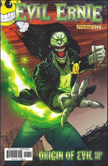 Evil Ernie (2012) 1-A by Dynamite Entertainment